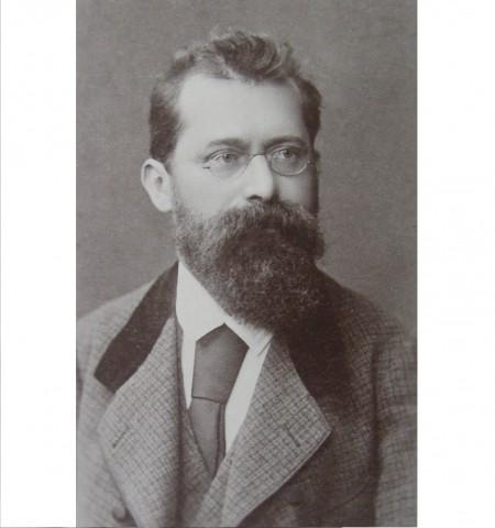 Portrét BARVIČ František