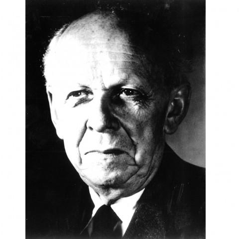 Portrét FUCHS Bohuslav