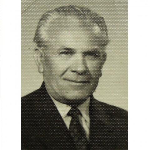 Portrét BRÁNECKÝ Oldřich