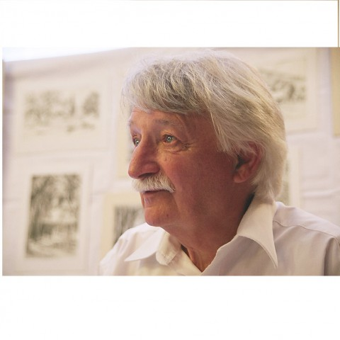 Portrét BUBÍLEK Karel