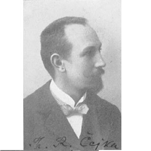 Portrét ČEJKA Theodor Nepomuk
