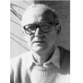 Portrét CHVATÍK Květoslav