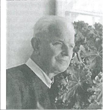 Portrét CHYTIL Rudolf