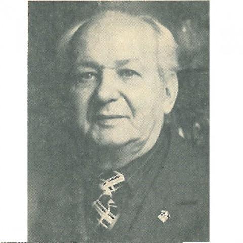 Portrét CVEK Rudolf