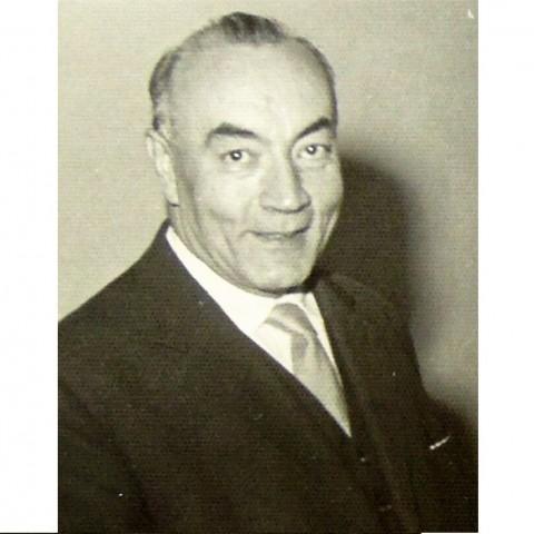 Portrét DOLANSKÝ Julius