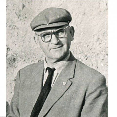 Portrét DOLEŽEL Jaroslav