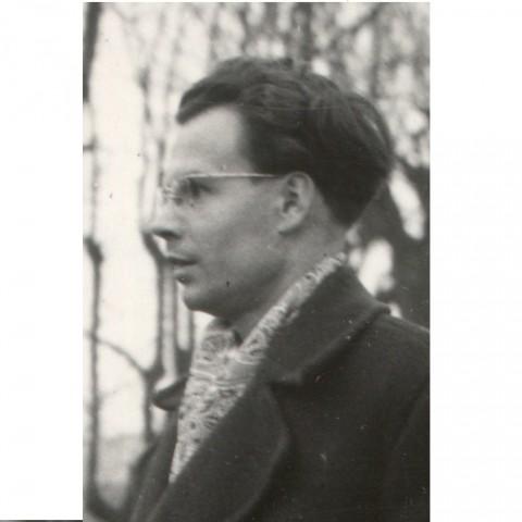 Portrét DOMANSKÝ František