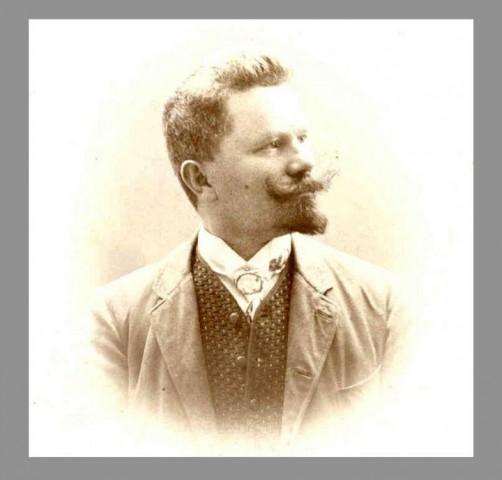 Portrét HELSNER Ferdinand