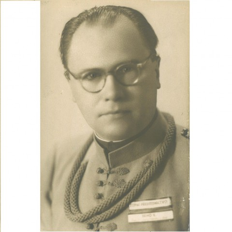 Portrét GROH Vladimír