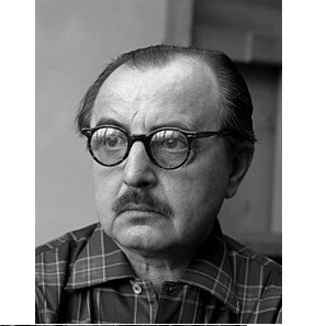 Portrét HUDEČEK František