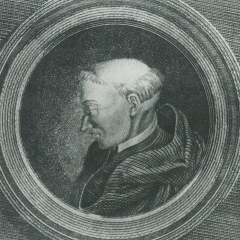 Portrét JAN Z HOLEŠOVA