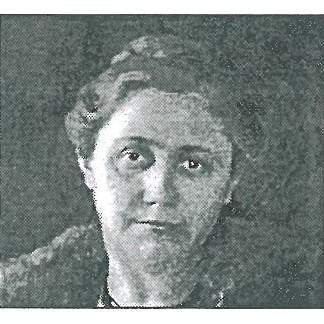 Portrét JANALÍKOVÁ Antonie
