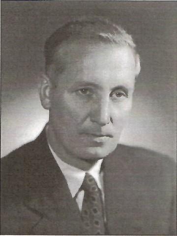 Portrét GOGELA Jaromír st.