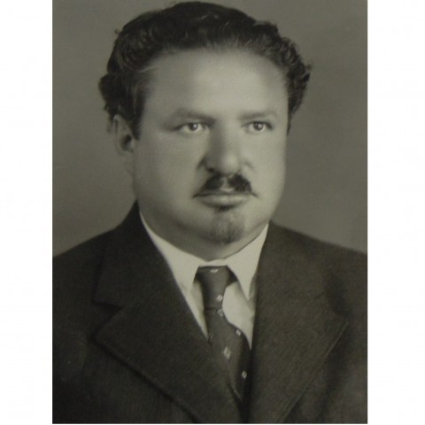 Portrét MATULA Evžen