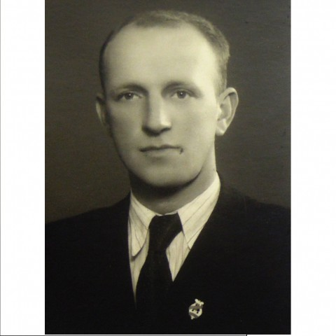 Portrét NOVÁK Vladislav