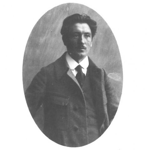 Portrét NOŽIČKA  František