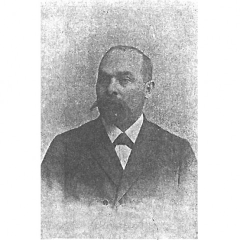 Portrét PECK Eduard