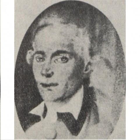 Portrét HANKE Z HANKEŠTEJNA Jan Alois