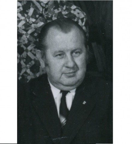 Portrét PUMPRLA Stanislav