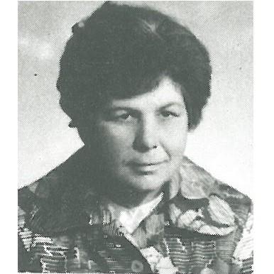Portrét ŠALEROVÁ Božena