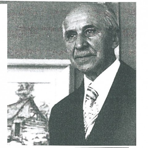 Portrét SCHNEIDERKA Ludvík