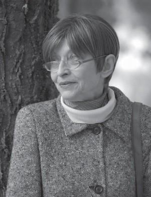 Portrét ŠEFČÁKOVÁ, Eva