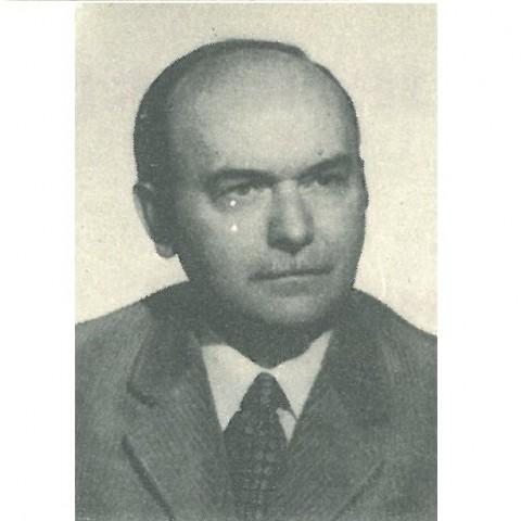 Portrét SIMONIDES Jaroslav