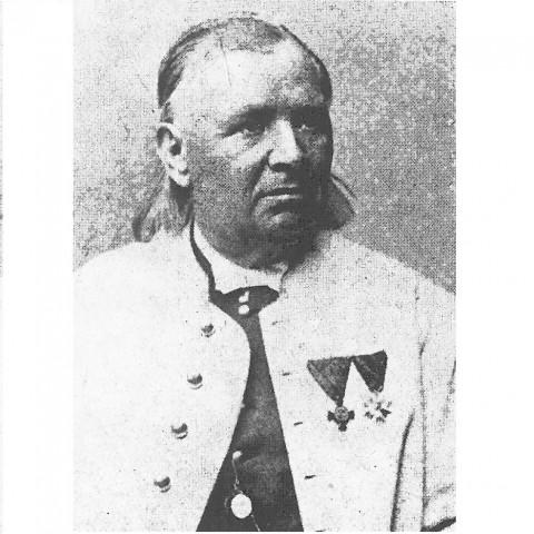Portrét SKOPALÍK František