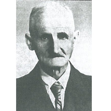 Portrét TABARKA Ignác