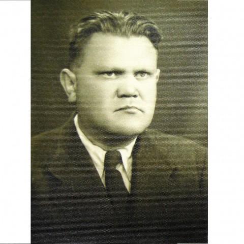Portrét TUČEK Vladimír